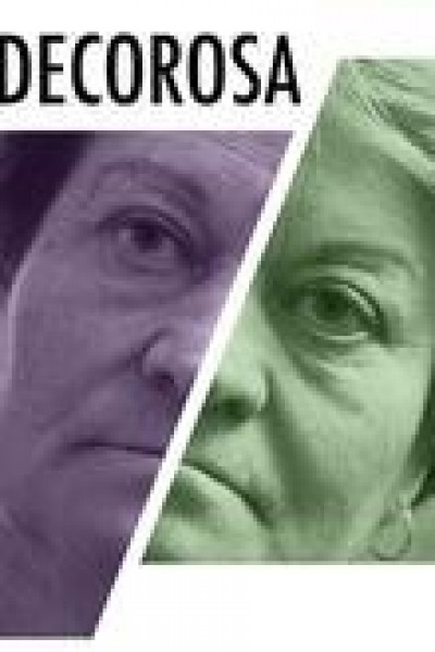 Caratula, cartel, poster o portada de Decorosa