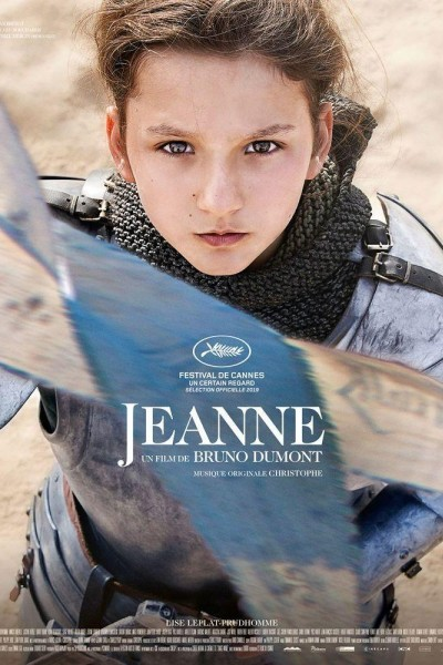 Caratula, cartel, poster o portada de Juana de Arco