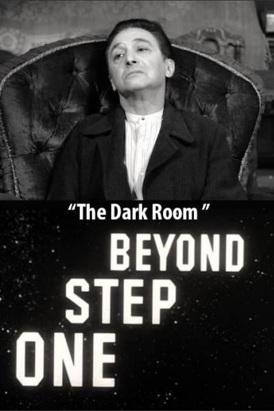 Caratula, cartel, poster o portada de Un paso al más allá: La habitación oscura