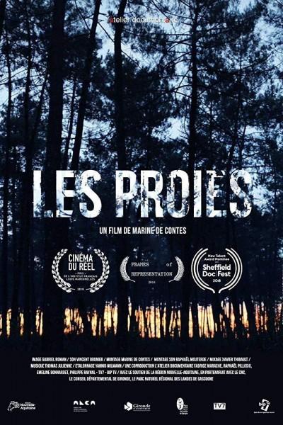 Caratula, cartel, poster o portada de Les proies