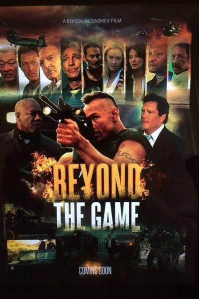 Caratula, cartel, poster o portada de Beyond the Game
