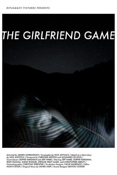 Caratula, cartel, poster o portada de The Girlfriend Game