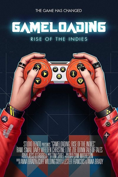 Caratula, cartel, poster o portada de Game Loading: Rise of the Indies
