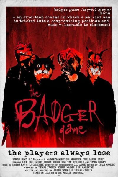 Caratula, cartel, poster o portada de The Badger Game