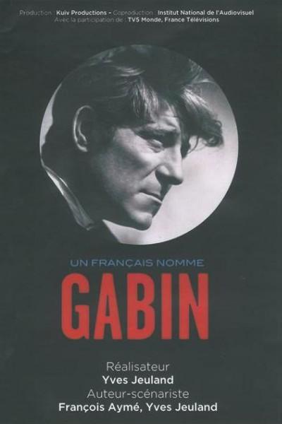 Caratula, cartel, poster o portada de Un Français nommé Gabin