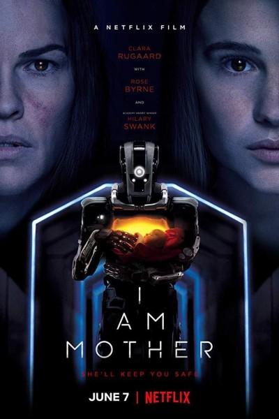 Caratula, cartel, poster o portada de I Am Mother