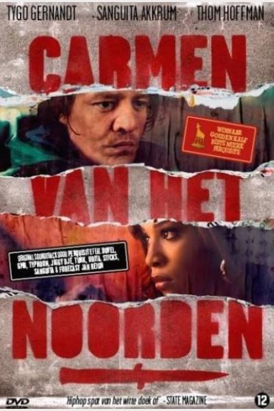 Caratula, cartel, poster o portada de Carmen of the North