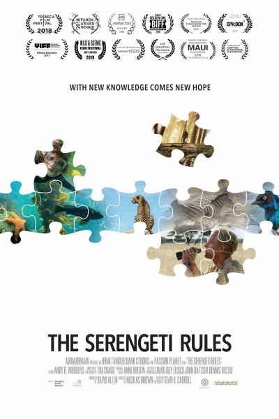 Caratula, cartel, poster o portada de Serengeti Rules
