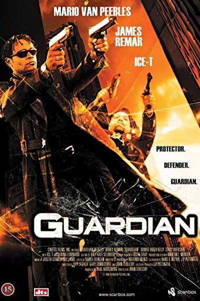 Caratula, cartel, poster o portada de El guardián