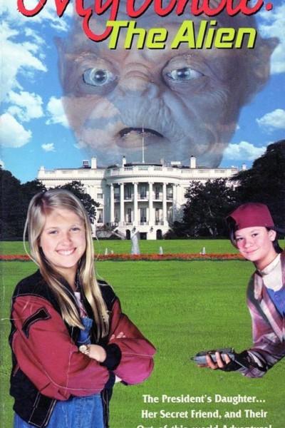 Caratula, cartel, poster o portada de Un marciano en la Casa Blanca