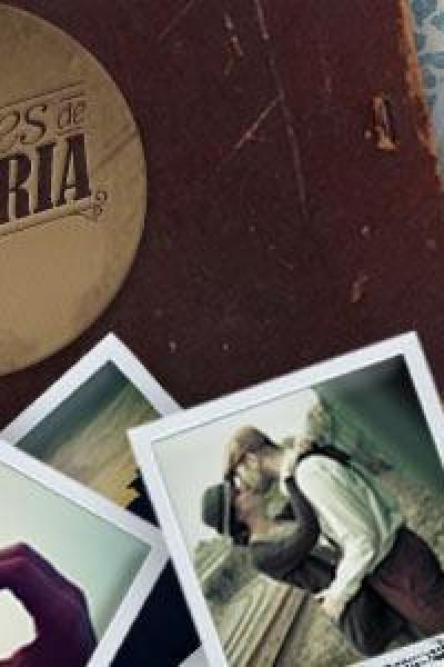 Caratula, cartel, poster o portada de Amores de historia