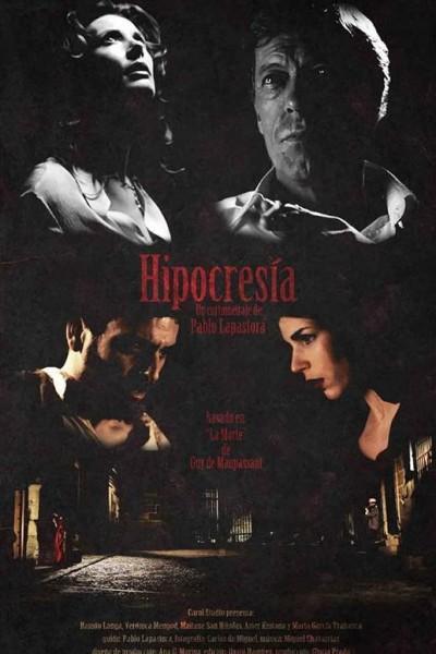 Caratula, cartel, poster o portada de Hipocresía