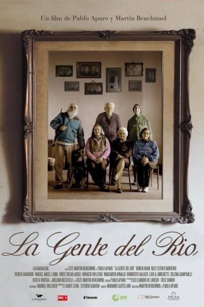 Caratula, cartel, poster o portada de La gente del río