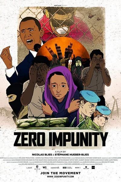 Caratula, cartel, poster o portada de Zero Impunity