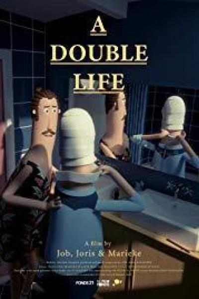 Caratula, cartel, poster o portada de A Double Life