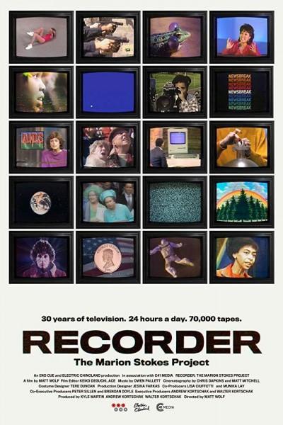 Caratula, cartel, poster o portada de Recorder: The Marion Stokes Project