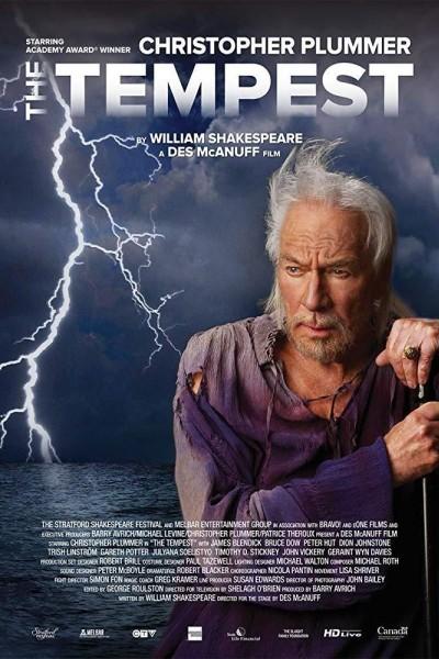 Caratula, cartel, poster o portada de The Tempest