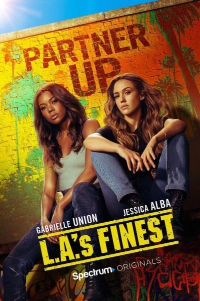 Caratula, cartel, poster o portada de L.A.\'s Finest