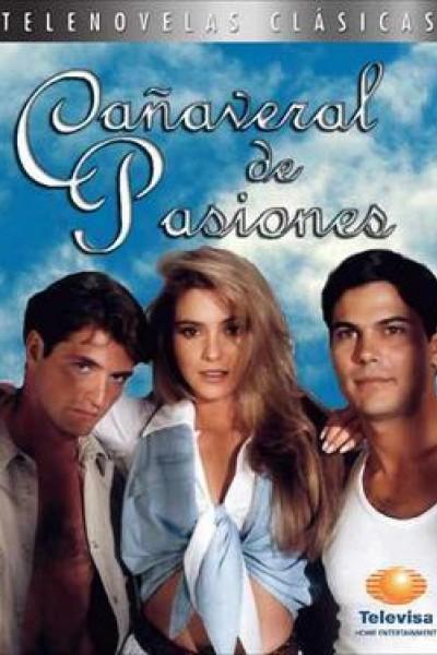 Caratula, cartel, poster o portada de Cañaveral de pasiones