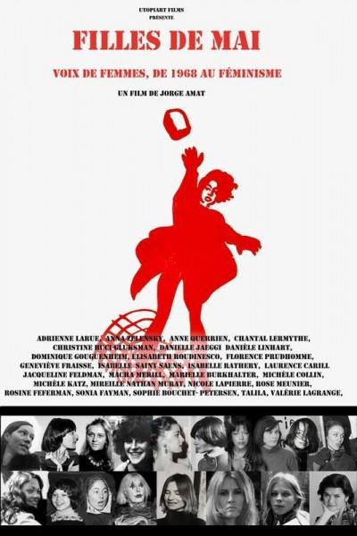 Caratula, cartel, poster o portada de Filles de mai: voix de femmes, de 1968 au féminisme