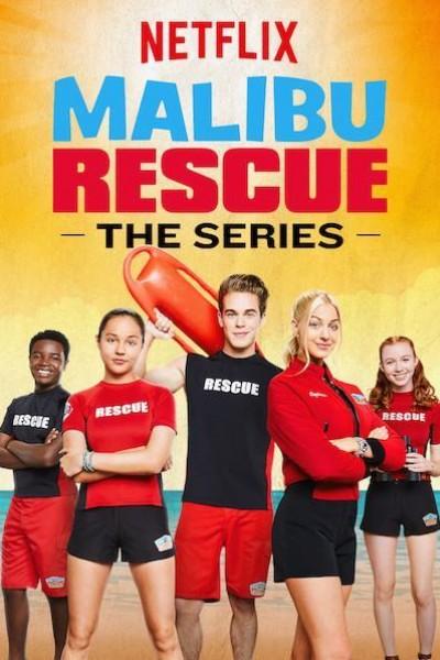 Caratula, cartel, poster o portada de Malibu Rescue