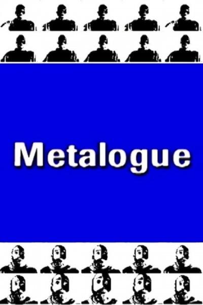 Caratula, cartel, poster o portada de Metalogue