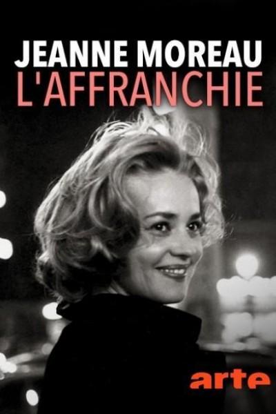 Caratula, cartel, poster o portada de Jeanne Moreau, l\'affranchie