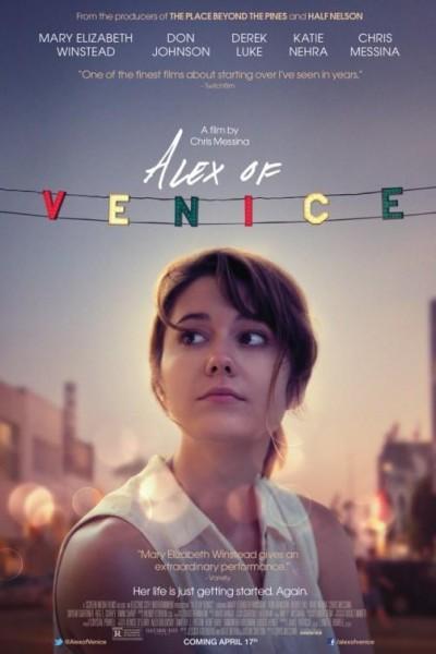 Caratula, cartel, poster o portada de Alex of Venice