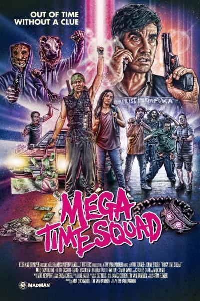 Caratula, cartel, poster o portada de Mega Time Squad
