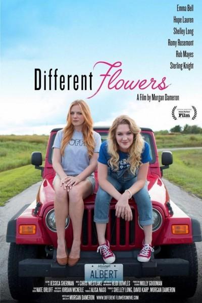 Caratula, cartel, poster o portada de Different Flowers