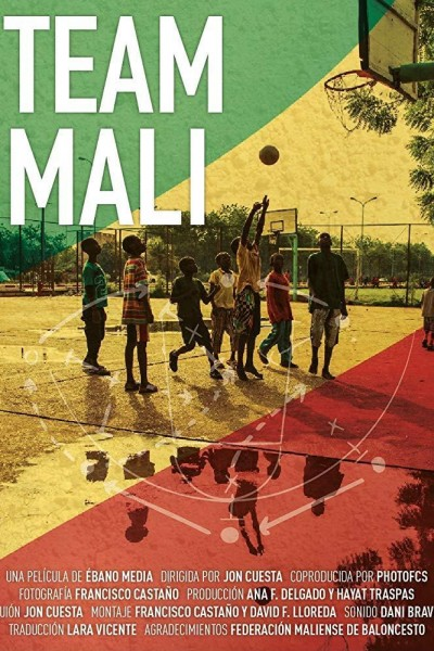 Caratula, cartel, poster o portada de Team Mali Documental