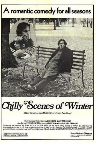 Caratula, cartel, poster o portada de Gélidas escenas invernales