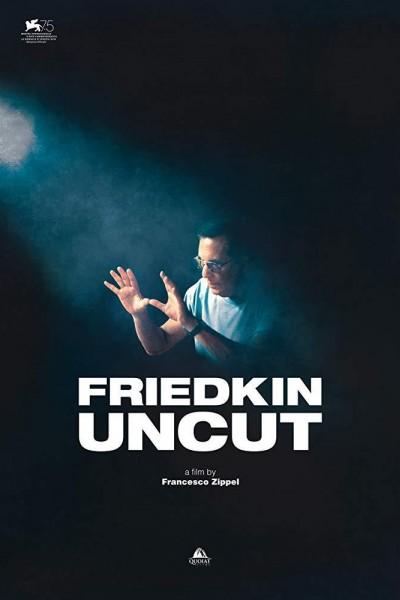 Caratula, cartel, poster o portada de Friedkin Uncut