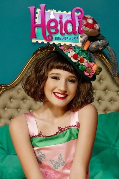 Caratula, cartel, poster o portada de Heidi, bienvenida a casa