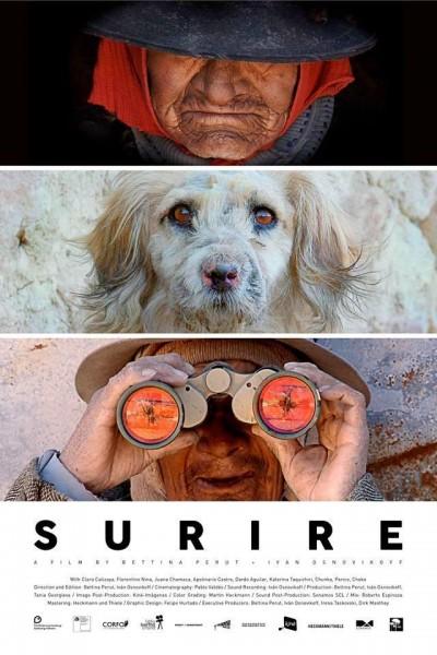 Caratula, cartel, poster o portada de Surire