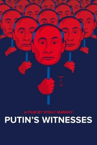 Caratula, cartel, poster o portada de Putin\'s Witnesses