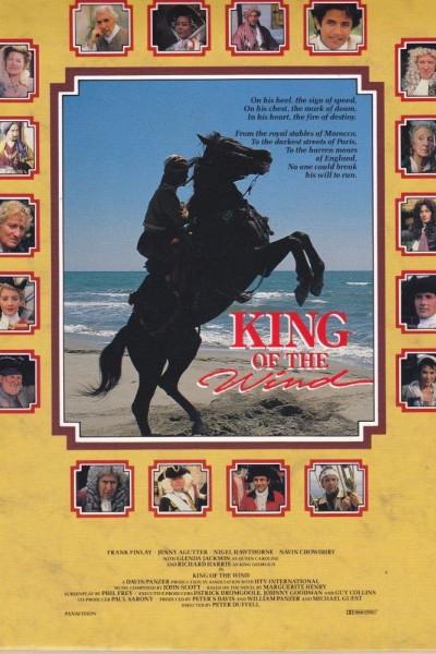 Caratula, cartel, poster o portada de Los reyes del viento