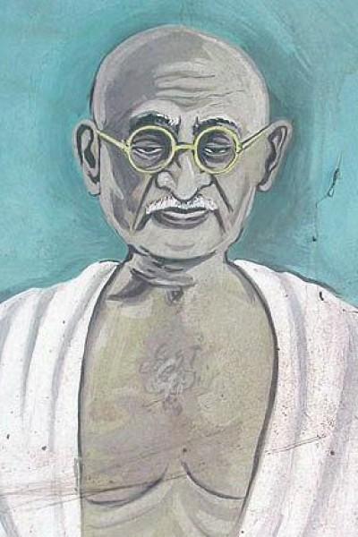 Caratula, cartel, poster o portada de In Search of Gandhi