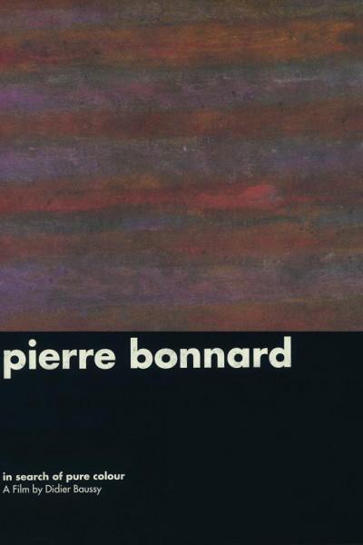 Caratula, cartel, poster o portada de Pierre Bonnard, en busca del color puro