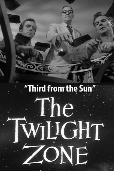 Caratula, cartel, poster o portada de La dimensión desconocida: El tercero desde el Sol