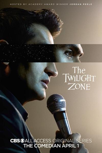 Caratula, cartel, poster o portada de The Twilight Zone: The Comedian