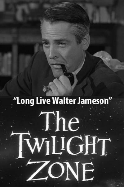 Caratula, cartel, poster o portada de La dimensión desconocida: La larga vida de Walter Jameson