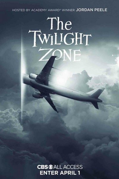 Caratula, cartel, poster o portada de The Twilight Zone: Pesadilla a 10.000 metros