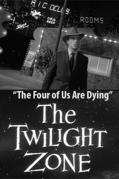 Caratula, cartel, poster o portada de La dimensión desconocida: Cuatro de nosotros se están muriendo