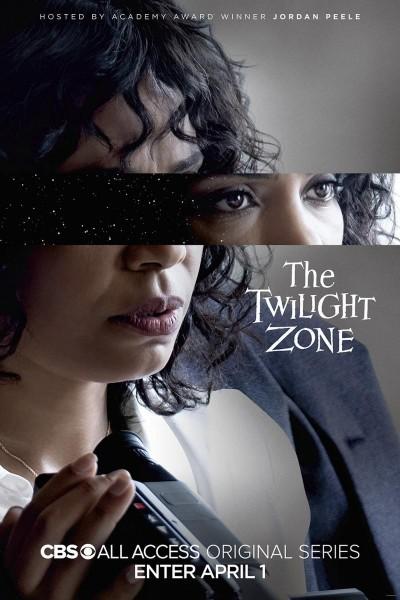 Caratula, cartel, poster o portada de The Twilight Zone: Rebobinar