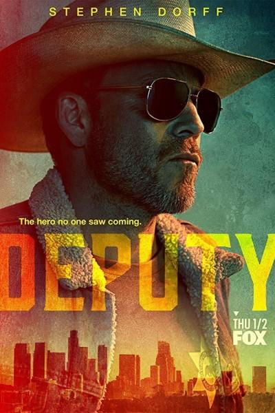 Caratula, cartel, poster o portada de Deputy