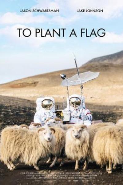 Caratula, cartel, poster o portada de Plantar la bandera