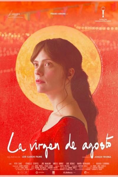 Caratula, cartel, poster o portada de La virgen de agosto