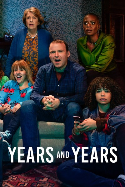 Caratula, cartel, poster o portada de Years and Years