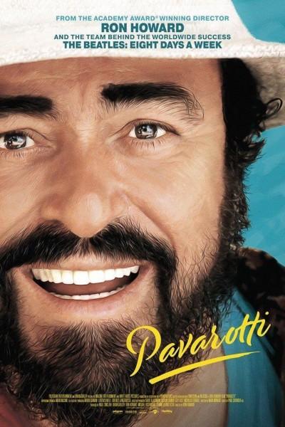 Caratula, cartel, poster o portada de Pavarotti